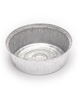 Envase de aluminio circular...